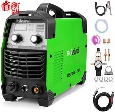 Portable Air Plasma Cutter 45a 220v Igbt Digital Cutting Machine 12 Clean Cut