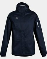 Under Armour Storm Team Infrared Womens Full Zip Jacket Size S 1247793 410