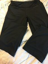 Merrell Opti Wick Stretchy Gray Athletic Yoga Pants Women's Size Small