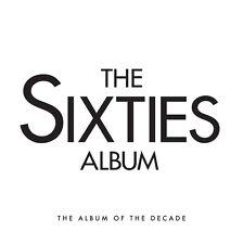 The Sixties Album - The Album of the Decade - New 3 x CD