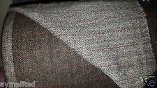 3mt Luxury Italian wool tweed  fabric,material ideal for coats home 150cm wide