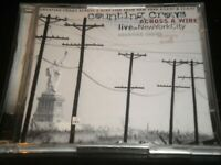 Counting Crows - Across A Wire - Live in New York - 2 CD's Album - 1998 Geffen