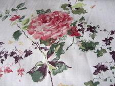 Sanderson Flowers & Plants 100% Cotton Craft Fabrics