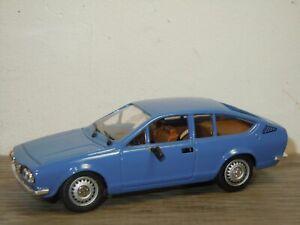 Alfa Romeo Alfetta GT - Progetto K Italy 1:43 *40337
