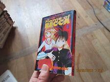 MANGA BD FLAME OF RECCA   tome 1 nobuyuki anzai   tonkam