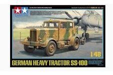 Tamiya 32593 1/48 German Heavy Tractor SS-100