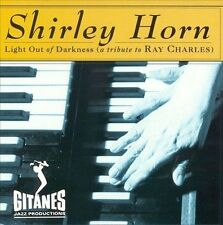 "Shirley Horn, ""Light out of Darkness""  (Verve CD, Sep-1993)"