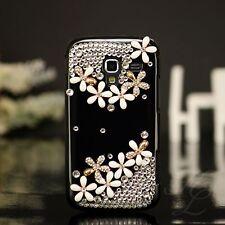 Samsung Galaxy ACE 2 / i8160 Hard Case Handy Tasche Schutz Hülle Etui Schwarz