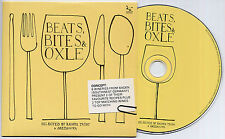 BEATS BITES & OXLE 2007 German 14-trk promo CD Jazzanova