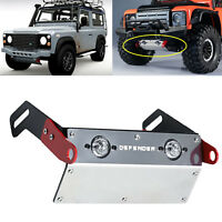 Chassis Edelstahl Front Lampe Guard für Traxxas TRX4 Land Rover DJC-9171 Crawler