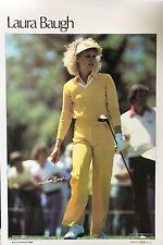 LAURA BAUGH LATE 70's SPORTS ILLUSTRATED POSTER