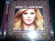 Kelly Clarkson Chapter One Greatest Hits Very Best Of AUST CD DVD – Like New