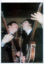 THE BEATLES POSTER PAGE . 1964 JOHN LENNON & PAUL MCCARTNEY. K3