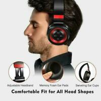 Bluetooth Wireless Headphones Ear Headset Noise Cancelling Microphone With Hot!!