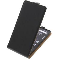 Tasche für Blackberry Key2 FlipStyle Handytasche Schutz Hülle Flip Case Schwarz