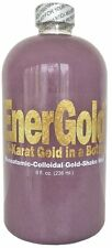 EnerGold® World's ONLY Gold-Based Monoatomic-Colloidal ORMUS 8-Oz. Monatomic