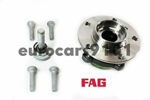 New! BMW X3 FAG Front Wheel Bearing Assembly 7136496300 31206870725
