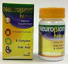 1 BOTTLE OF NEUROBION FOLICO X 50 CAPSULES