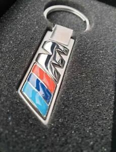Key Ring Original BMW M.M1 M2 M3 M4 M5 M6 80272304189 Collector