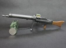 """MG08/15 Water Cooled Machine Gun 1/6 Scale Soldier Weapon Model Toy F 12"""" Figure"""