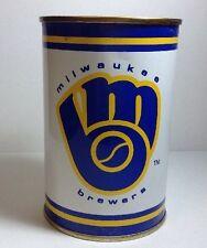 Vintage 1984 Milwaukee Brewers Baseball MLB Bank