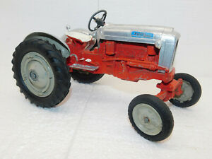Vintage Hubley Ford 4000 Farm Tractor Metal