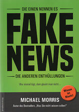 FAKE NEWS - Michael Morris & Jan van Helsing BUCH - NEU