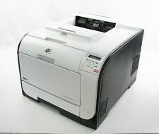 HP Color LaserJet Pro 400 M451dn Color Laser Printer  21K printed pages.