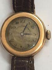 Vintage montre MM Genève ?plaqué or TBE fonctionne très bien des années 1920