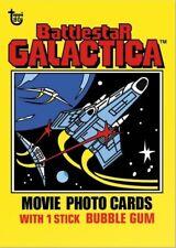2018 Topps 80th Anniversary Wrapper Art Card #83 - 1978 Battlestar Galactica