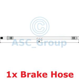 Apec BRAKING 438mm Bremsscheiben Bremssattel Flexible Gummi Schlauch HOS3801