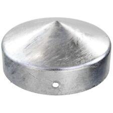 Pfostenkappe Ø 100 mm Rund Kappe für Rundhölzer Ø 10 cm verzinkt Spielturm