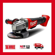 "Milwaukee M18CAG125XPD 18V Li-Ion Cordless Fuel 125mm (5"") Angle Grinder - M18"