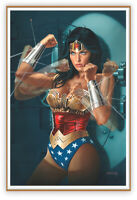 ⭐ Diana of Themyscira - 1st.Limited Edition Hand Signed & Numbered by KOUFAY