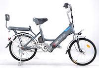 "Electric Bike Built In 48V Battery Lithium Battery THROTTLE TWIST&GO 20"" *New*"