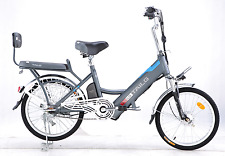 "Electric Bike Built In 48V Battery Lithium Battery THROTTLE TWIST&GO 20"" *New*"
