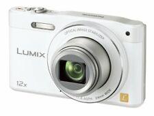 Panasonic Digital Camera Lumix Sz8 12X Optical White Dmc-Sz8-W