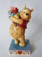 WINNIE THE POOH Friendship Bouquet Walt Disney Showcase Collection EXCELLENT