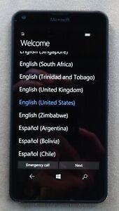 Microsoft Lumia 640 LTE - 8GB - Black (AT&T GoPhone) w BONUS 64GB microSD Card