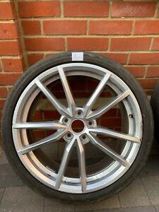 "Genuine 19"" Volkswagen Golf R MK7 Pretoria Alloy Wheel5G0601025CK 5G0601025AJ"