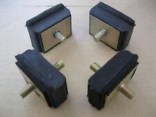 EXHAUST RUBBER MOUNTING SET- PEUGEOT 505 Diesel