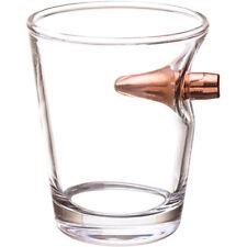 2 MONKEY TRADING LLC. LSBSG 2 MONKEY SHOT GLASS WITH A .308 BULLET