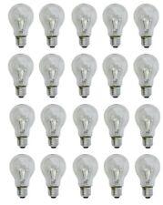 Glühlampe Glühbirne 15 Watt E27 klar 20er Pack -#1561