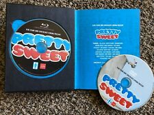 Pretty Sweet-Girl and Chocolate Skateboard-Dvd + Blu-Ray Collectors Edition