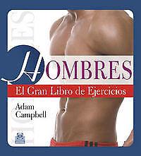 Hombres el gran libro de ejercicios. NUEVO. Envío URGENTE. DEPORTES (IMOSVER)