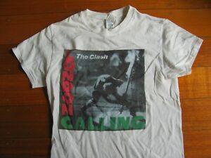 The Clash London Calling T-shirt.