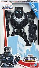 Marvel Super Hero Adventures Mech Armor Black Panther Playskool Heroes New Age3+