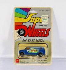 Rare UDC 1970's Super Wheels, Super Van Item No. 1110 Hong Kong MOC
