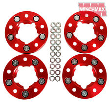 Land Rover Defender, Disco1, Range Rover Classic 30mm wheel spacers RED T1