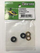 Align Rc Damper Rubber/Blk 85 Degrees AGNH50022 MEGA REDUCTION!
